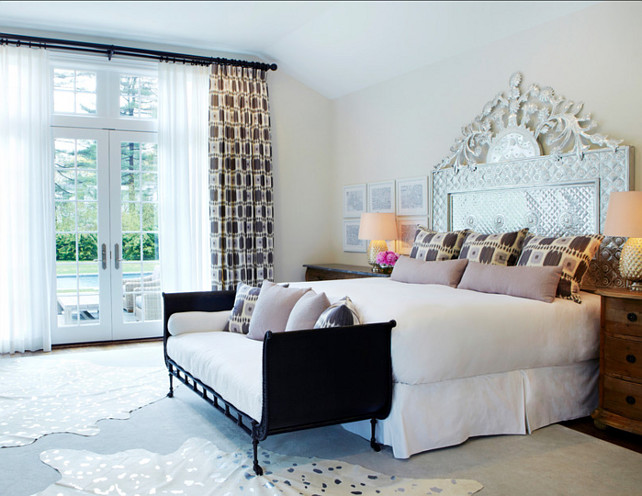 Benjamin Moore Paint Colors. Benjamin Moore Athena 858 #BenjaminMoore #Athena 858 Bedroom Design Ideas. Beautiful Transitional Bedroom Design. #Bedroom #TransitionalInteriors