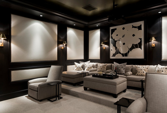 Choosing The Right Option For Your Entertainment Room