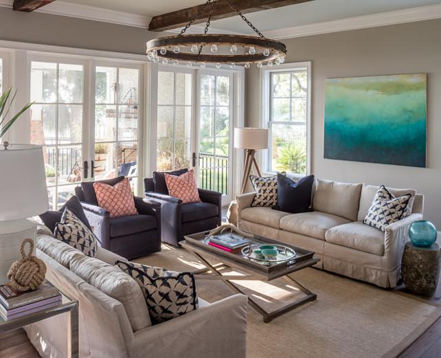 South Carolina Beach House Design Home Bunch Interior