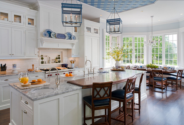 Interior design ideas paint color home bunch interior for Benjamin moore chantilly lace kitchen cabinets