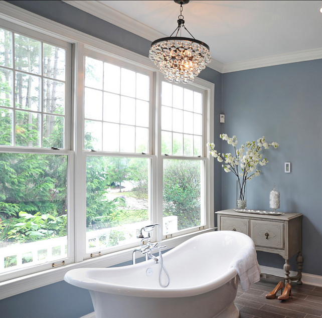 Benjamin Moore Paint Color. Benjamin Moore Waters Edge 1635. #BenjaminMoore #WatersEdge #1635   #BenjaminMoorePaintColors  Courtney Burnett.