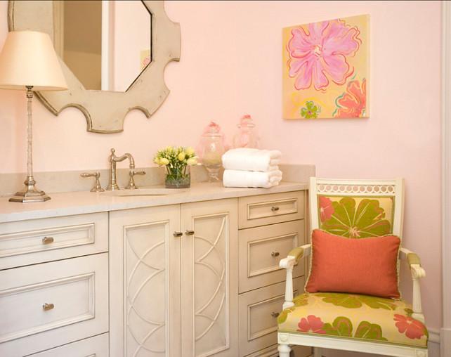 Benjamin Moore Paint Colors. Benjamin Moore 886 Blanched Coral. #BenjaminMoore #886 #BlanchedCoral #BenjaminMoorePaintColors  Rachel Oliver Design, LLC.