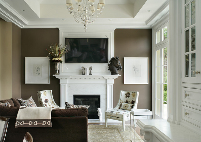 Benjamin Moore Paint Colors. Benjamin Moore Brown Paint Colors. Benjamin Moore North Creek Brown. Best Benjamin Moore Paint Colors. #BenjaminMooreBrown #BenjaminMooreNorthCreekBrown #BestBenjaminMoorePaintColors #BenjaminMoore