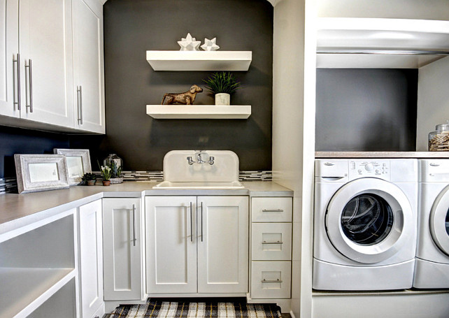 Master Bathroom Layout With Laundry