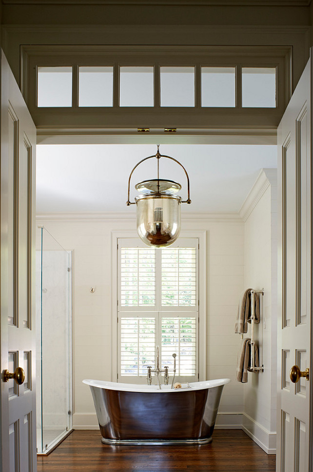 Benjamin Moore Paint Colors. Benjamin Moore Sailcoth #BenjaminMooreSailcoth #BenjaminMoorePaintColors Lighting is from Urban Electric Co. Dover Bell. 3 north