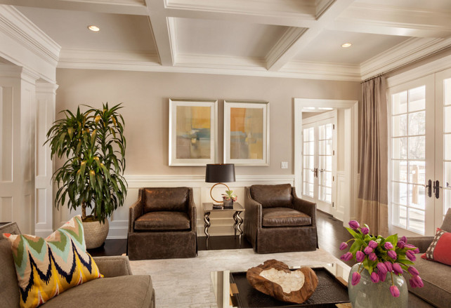benjamin moore living room paint colors. Living Room Paint Color  Benjamin Moore Colors Shale 861 BenjaminMooreShale861 BenjaminMooreShale BenjaminMoorePaintColors East Coast Inspired Family Home Bunch Interior Design Ideas