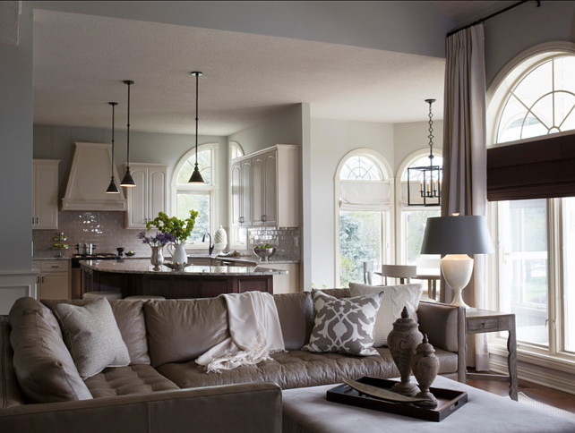 Neutral Greige Paint Color Benjamin Moore Revere Pewter BenjaminMoore ReverePewter BenjaminMooreReverePewter R Cartwright