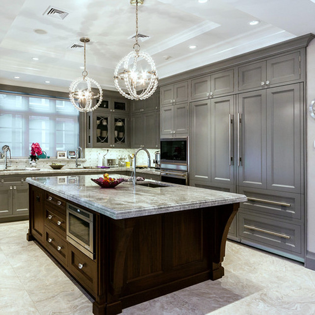 Benjamin Moore Ivory Tusk Kitchen Cabinets