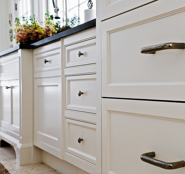 What White Paint For Kitchen Cabinets: Interior Paint Color And Color Palette Ideas With Pictures