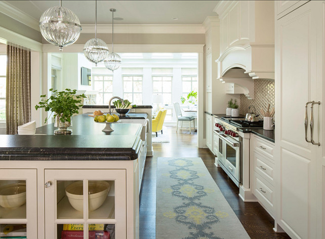 Interior design ideas home bunch for Dove white paint color