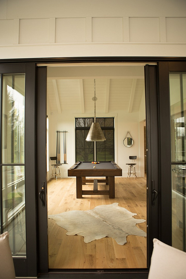 Black Sliding Doors. Black Patio Sliding Door. Black Patio Sliding Door Ideas. #BlackDoor #Patio #SlidingDoor Hahn Builders.
