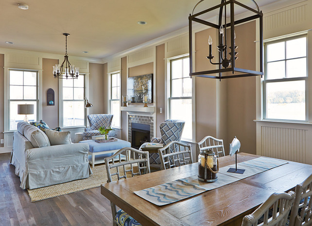 Benjamin Moore Interior Paint For Living Room And Kitchen Areas