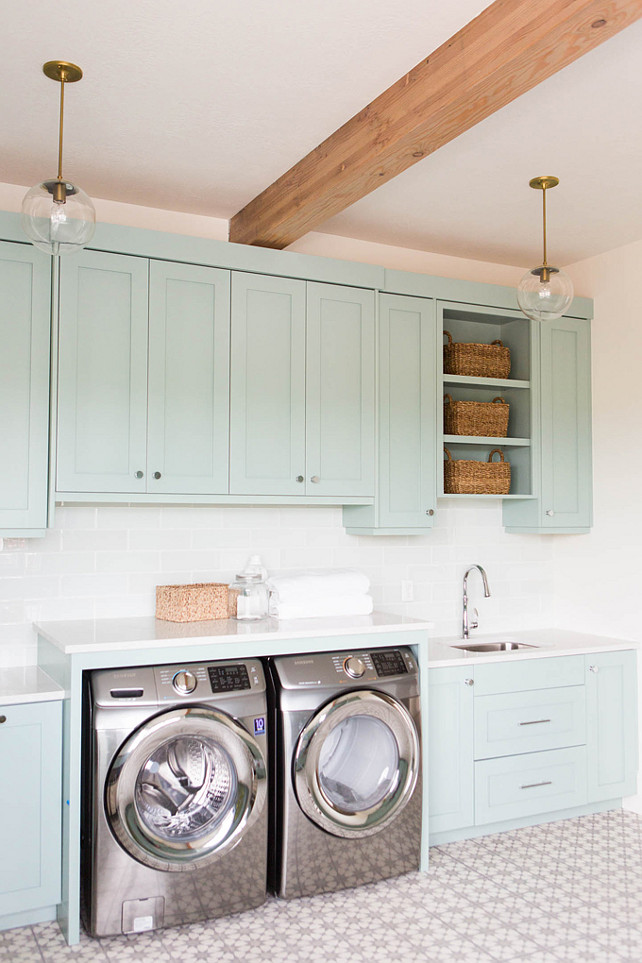 Palladian Blue by Benjamin Moore. Palladian Blue HC-144 by Benjamin Moore Cabinets. Coastal Blue Cabinets. Coastal Blue Cabinet Paint Color. Turquoise Blue Cabinet Paint Color. #TurquoiseCabinet #CoastalBlue #PaintColor  Ashley Winn Design. #PalladianBlueBenjaminMoore #BenjaminMoorePalladianBlue #BenjaminMooreHC144