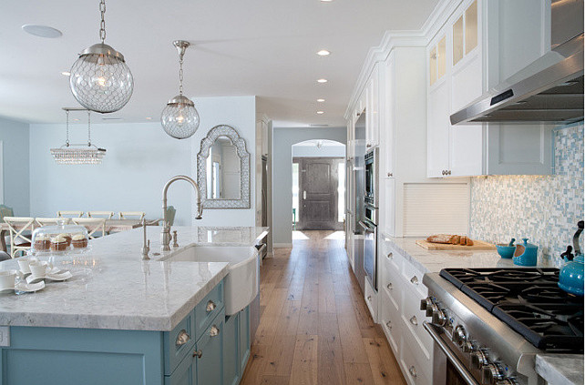 Pale Grey Cabinets Gold Hardware