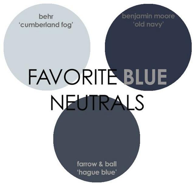 Blue Paint Color Old Navy Benjamin Moore Berland Fog Berh Hague Farrow