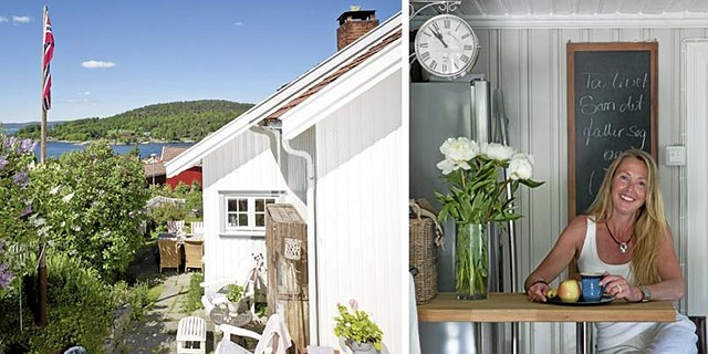 Cottage of the Week: Norway - Home Bunch – Interior Design Ideas
