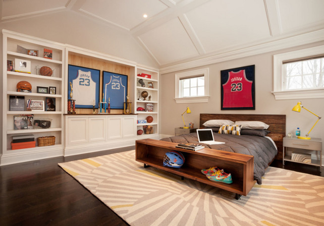 Boys Bedroom #BoysBedroom