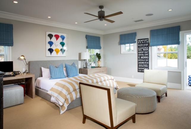 Boys Blue Bedroom. Blue Boys Bedroom. Legacy Custom Homes, Inc.