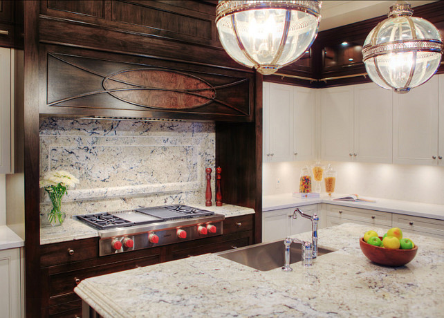 Kitchen Hood Ideas. Beautiful kitchen hood design. #Kitchen #Hood #KitchenHood