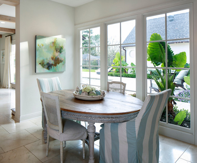 Breakfast Nook Decorating Ideas #BreakfastNook