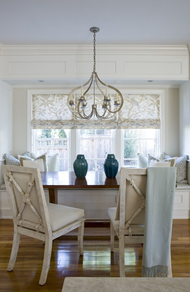 Breakfast Nook Design 2 Ivy Lane