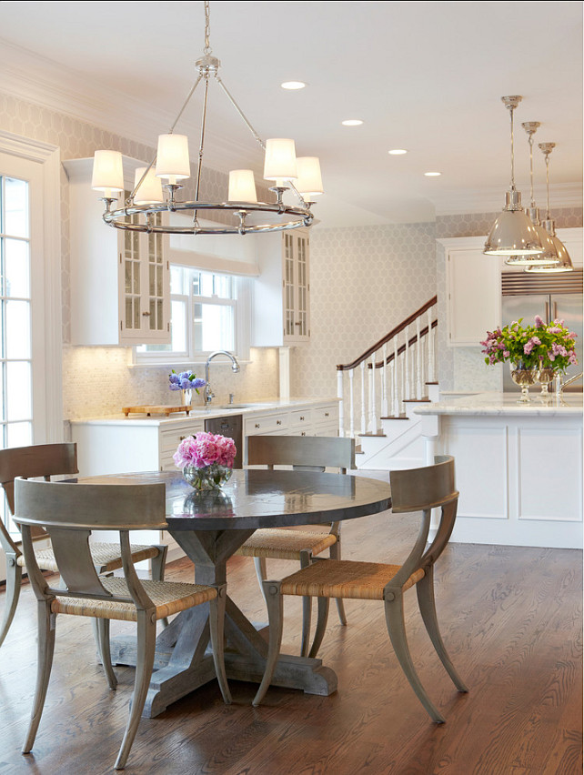 Traditional Home With Transitional Interiors Bunch
