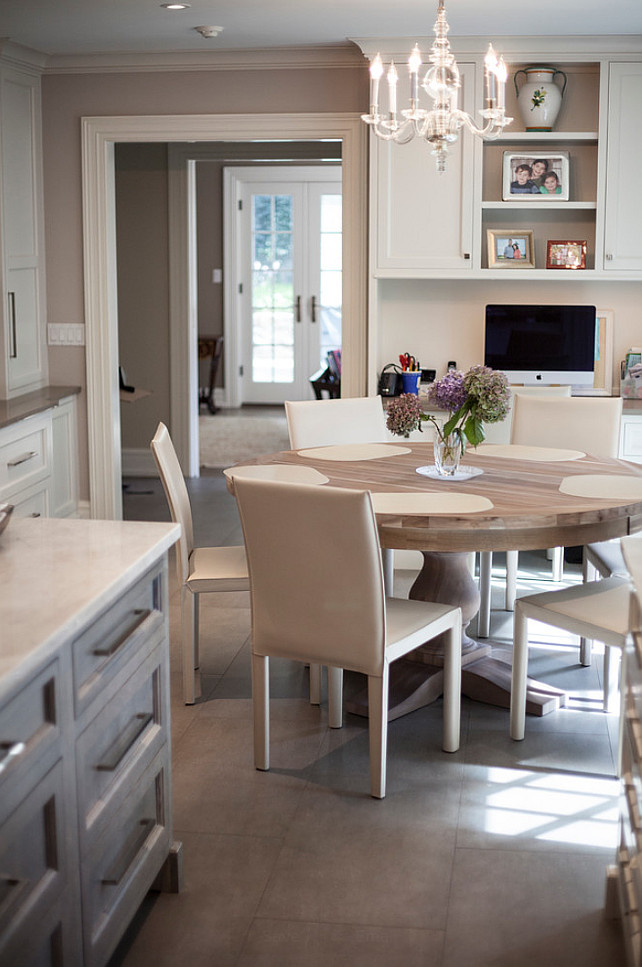 Breakfast Room Ideas. Kitchen breakfast room open concept #BreakfastRoom #Kitchen #OpenConcept John Johnstone.