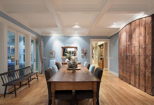 Dining Room. Casual Dining Room Ideas. #DiningRoom