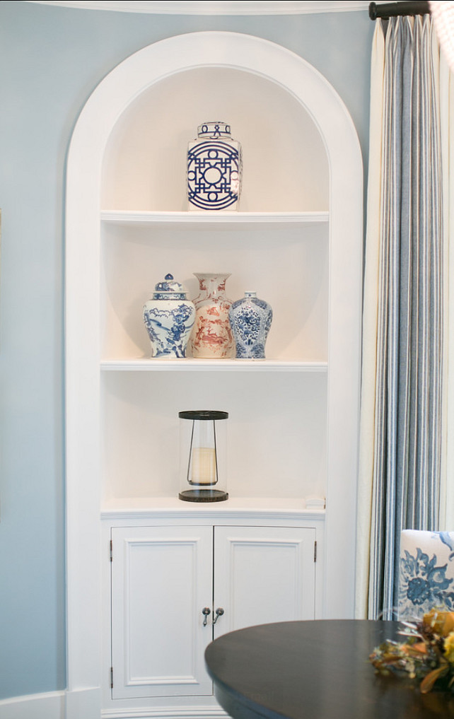 Built-in Cabinet Ideas. Traditional Built-in Ideas. #Builtin #Cabinet