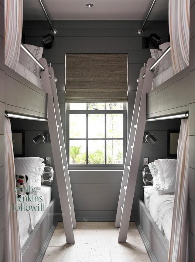 Bunk Bed Room Ideas. #BunkBed #BunkBedRoom #BunkBedRoomIdeas #BunkBedRoomDesign   Emily Jenkins Followill Photography.