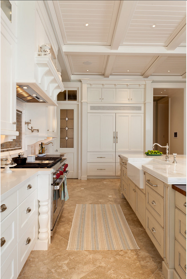 Kitchen Cabinet Ideas. Most people think that changing their kitchen would involve a great deal of work and expense, but in fact it can be one of the easiest and most cost-effective things to do.  #KitchenCabinets #Kitchen