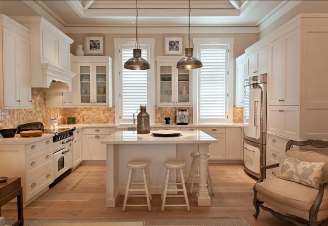 Kitchen. Retro inspired kitchen design. Kitchen. #RetroKitchen #Kitchen