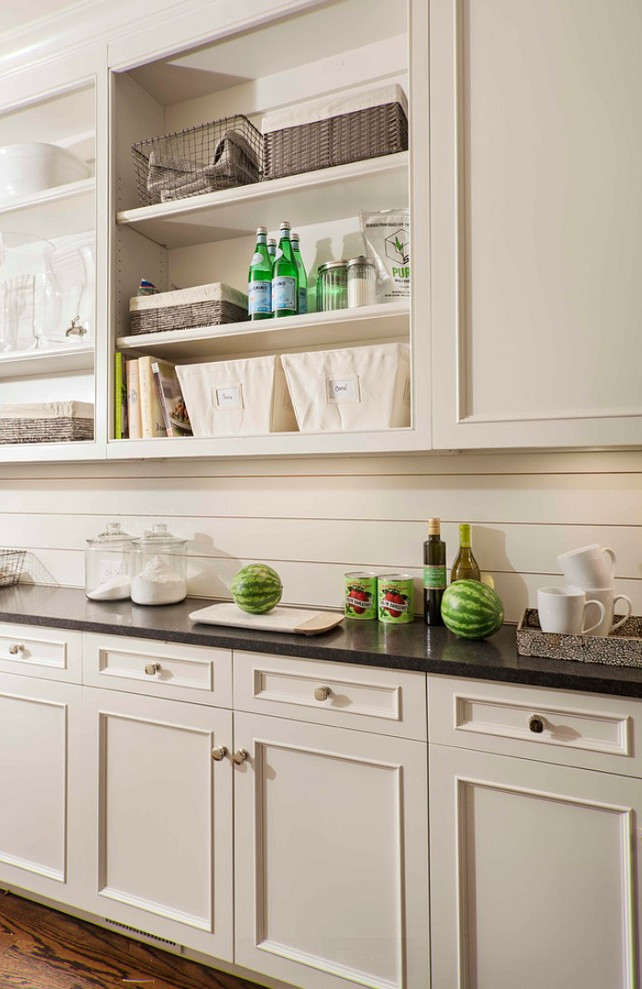 Butlers' Pantry Cabinet Design #Butlerspantry #Cabinet Advanced Renovations, Inc.