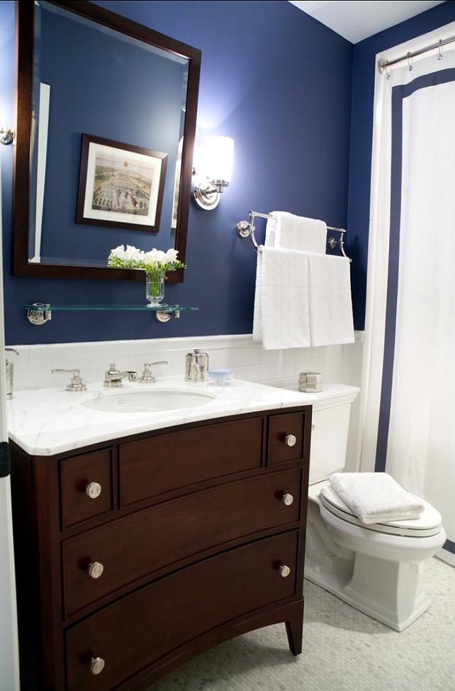 Bathroom Paint Color Designed