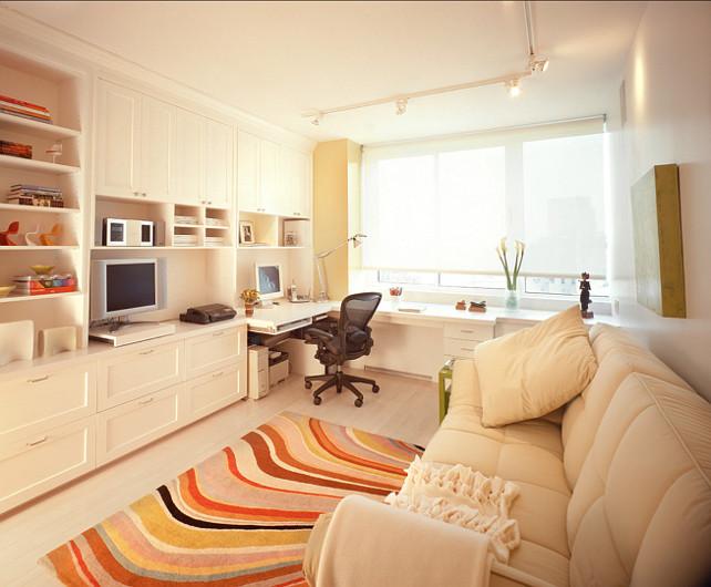 Guest room sofa bed interior design guest room studio blue for Why interior design