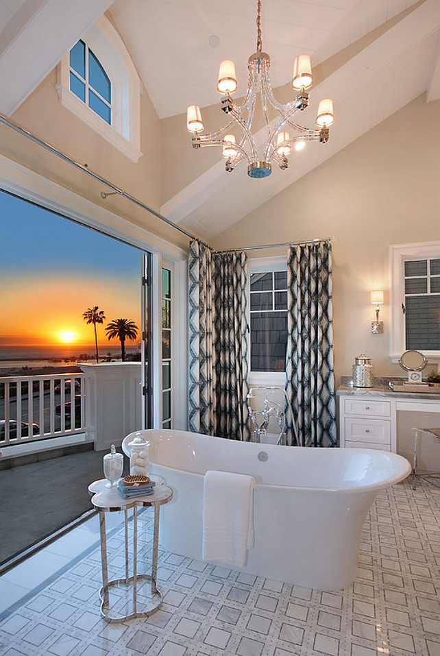 California Coastal Master Bedroom