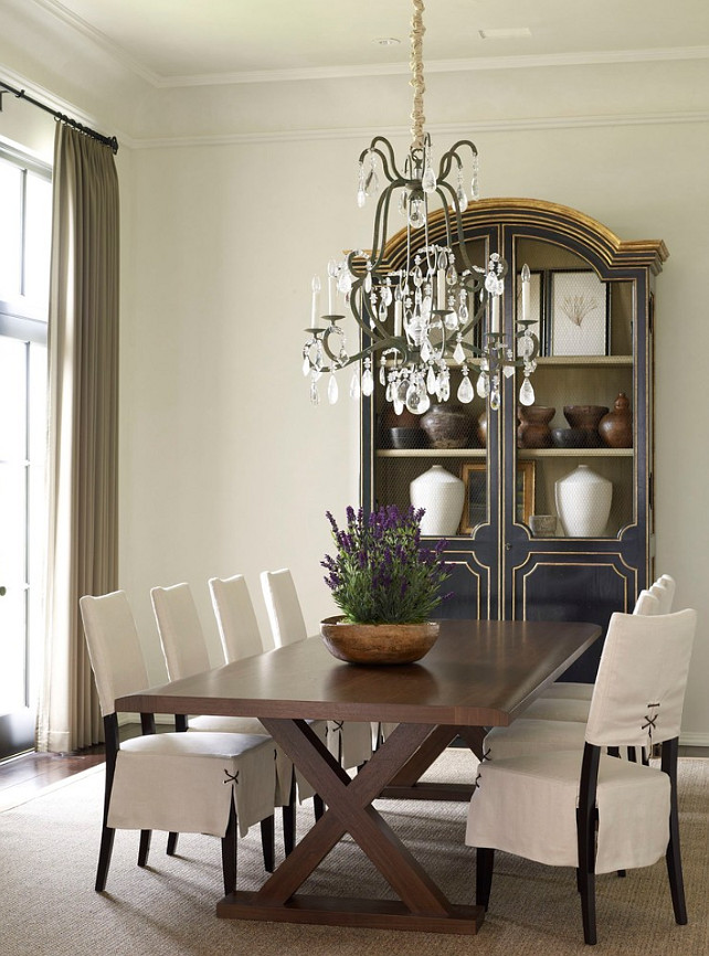 China Cabinet Dining Room. Dining Room China Cabinet Ideas. #DiningRoom Kevin Spearman Design Group, Inc.