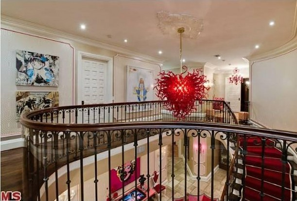 Cool Or Fool Christina Aguilera S House For Sale Home