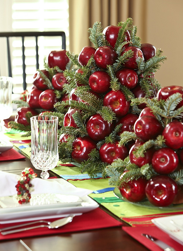 New christmas decorating ideas home bunch interior for Easy at home christmas decorations