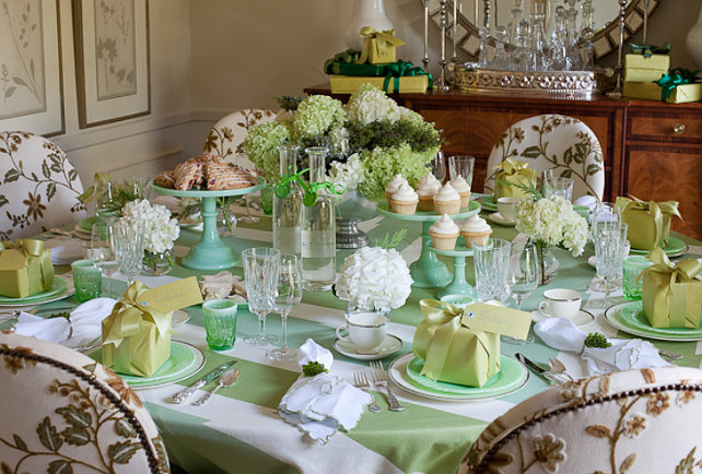 Everyone will be looking at the top table on your wedding Best table decoration ideas