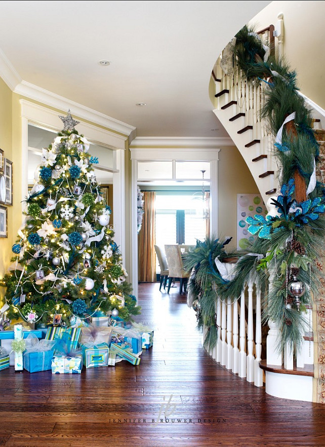 New christmas decorating ideas home bunch interior for Home decor of 9671 inc