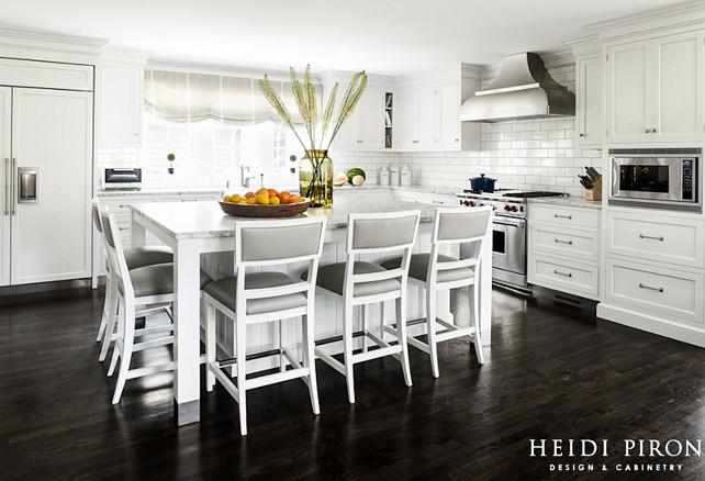 Heidi Piron Kitchen White