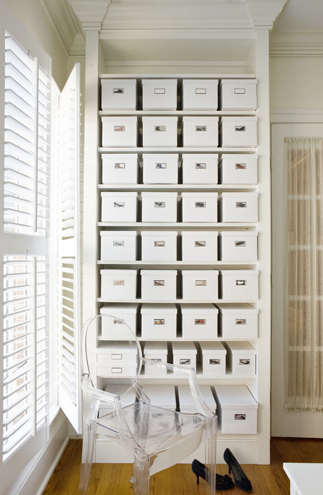 Closet Ideas. Closet Cabinet Ideas. Closet Shoe Cabinet Design Ideas. #Closet #ClosetCabinet #ClosetShoe #ClosetDesign  2 Ivy Lane.
