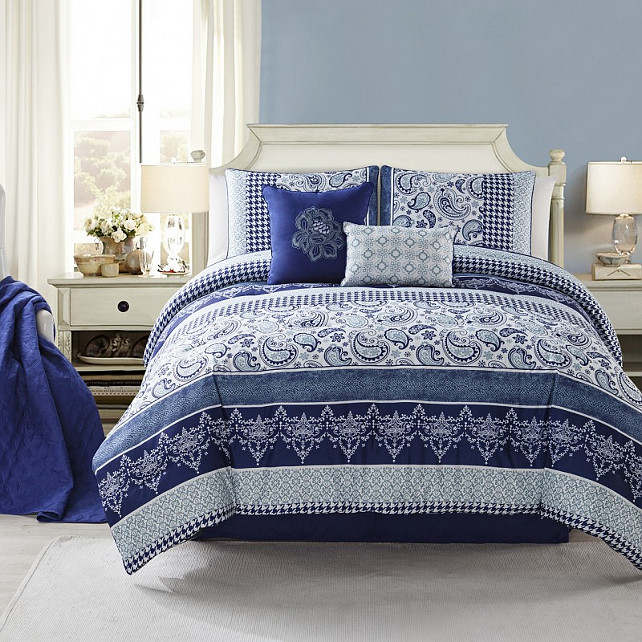Coastal Bedding Ideas #CoastalBedding  Maple Harbour.