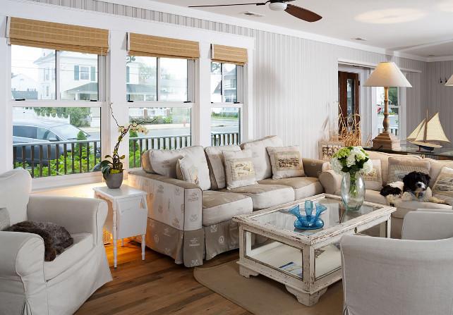 Neutral Coastal Furniture And Neutral Coastal Decor. #Coastal #Furniture #