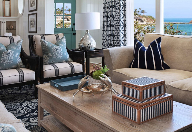 coffee table decor ideas how to decorate coffee table coffee table top coastal - Coastal Home Decor