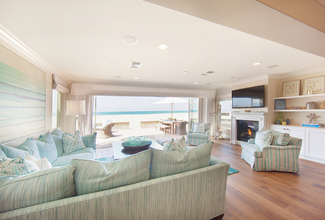 Coastal Interior Ideas  Brooke Wagner Design.