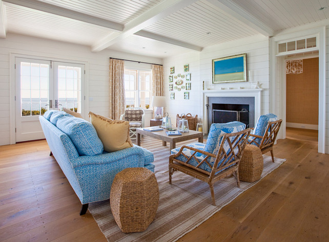 Coastal Living Room. Coastal Living Room Shiplap Walls. Coastal Living Room Furniture. Coastal Living Room Furniture Layout. Coastal Living Room Ideas. Coastal Living Room Decor. #CoastalLivingRoom Jonathan Raith Inc.