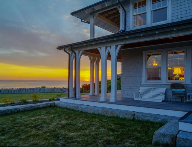 Coastl Homes. Inspiring coastal home ideas. #CoastalHomes #Nautical