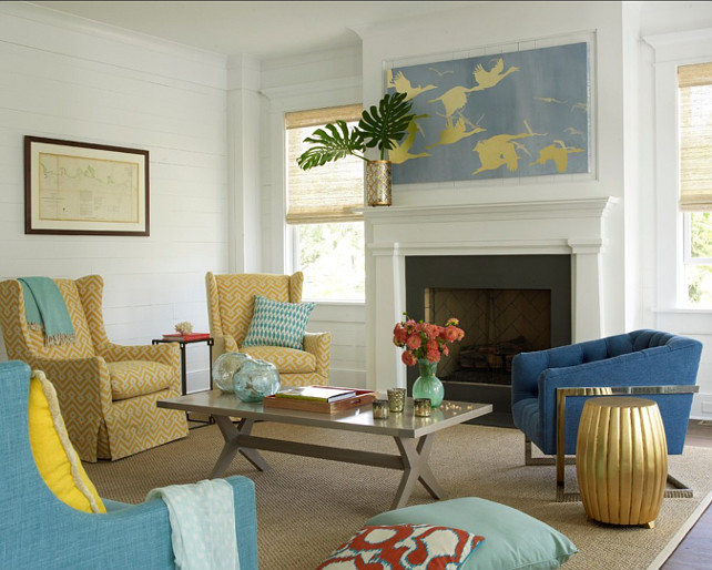 Colorful Interiors. Colorful Interior Ideas. Colorful Interior Ideas. #ColorfulInteriors